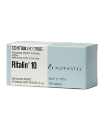 Adult effects ritalin side