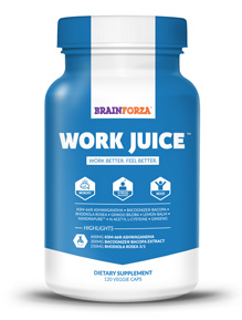 Work Juice by Brain Forza