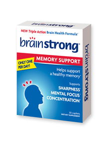 BrainStrong® Memory Support